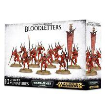 - Bloodletters de Khorne-warhammer 40,000 40K-Juegos taller