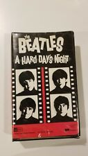 Vintage The Beatles A Hard Day's Night MPI Beta Home Video Cassette - Betamax A5
