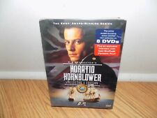 Horatio Hornblower Collector's Edition 8-disc set DVD A&E - BRAND NEW SEALED
