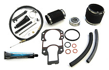 Shift Cable & Bellow Transom Repair Kit Adhesive for Mercruiser Alpha One 1