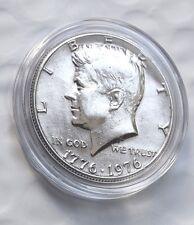 1776-1976 KENNEDY HALF DOLLAR EF COLLECTIBLE UNIQUE BIRTHDAY GIFT IDEA CC