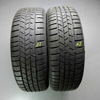 2x Continental CrossContact Winter AO 235/55 R19 101H DOT 1617 7 mm