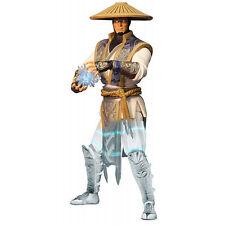 MEZCO TOYZ Mortal Kombat X Raiden 6 INCH Displacer Variant ACTION FIGURE