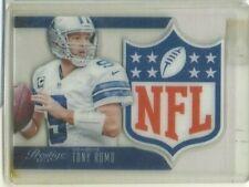 2014 Prestige NFL Shield #20 Tony Romo (ref 59643)