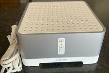 Sonos Connect:Amp Digital Media Streamer - Light Gray-used-tested
