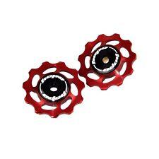 Hope 11T Jockey Wheels Red