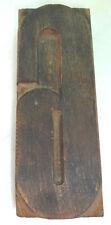 N°6 ou 9 chiffre ANCIENNE LETTRE D'IMPRIMERIE EN BOIS  Print letters