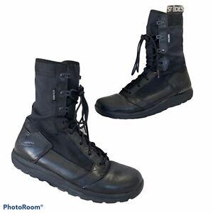 """Danner Tachyon Boots 10.5 D GTX 8"""" 50122 Black Tactical Law Enforcement Military"""