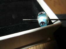 Genuine Pandora Sterling Silver & Blue Ladybird  ALE S925 Charm New in Box