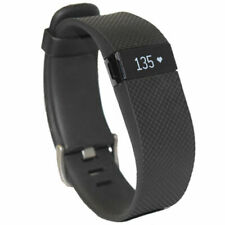 Fitbit Original Charge HR Wireless Heart Rate & Activity Wristband Black Large