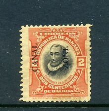 Canal Zone Scott #47 Mt. Hope Overprint Mint Stamp (Stock #CZ47-4)