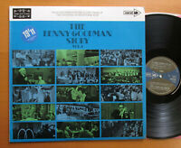 The Benny Goodman Story Vol. 1 OST Vinyl EXCELLENT Coral CP 11