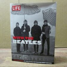 WITH THE BEATLES by Life Magazine, Hardcover, NEW, Profusely Illustrated, 2012