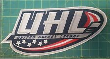 "UHL United Hockey League STARS Throwback 13"" Minors Jersey Jacket Patch Crest"
