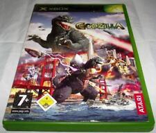 Godzilla Save The Earth XBOX Original PAL *No Manual*