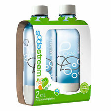 Sodastream 1L Bottle Twin Pack Summer Edition
