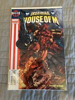 Iron Man: House of M 1 2 3 Complete Set Run Lot 1-3 VF/NM