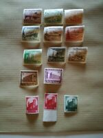 timbre allemand  reich neuf xx et 3 timbres x  cote + de 300 euros