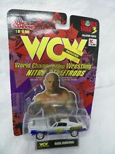 Racing Champions WCW Nitro-Streetrods '68 Mustang Goldberg World War 3 1998