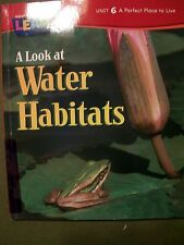 Lead 21 Unit 6 Perfect Place to Live: Look at Water Habitats (Gr. 1, Textbook)