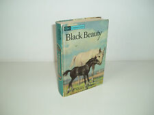 """Vintage """"Black Beauty"""" & """"The Call of the Wild"""" 2 in 1 story book 1963"""