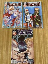 Fracture Vol 2 #1, #3 - #4 by Shawn Gabborin Chad Cicconi (2014, Action Lab Ente