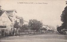 SAINT-PAUL-LES-DAX 6 les quatre chemins éd cazerave