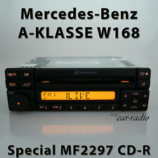 Original Mercedes Special MF2297 Cd-R W168 Radio A-Class V168 Car Radio 1-DIN