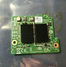 DELL Broadcom 5720 NIC 1GB 4P BLADE DAUGHTER CARD (MW9RC)