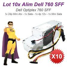 Lote 10x Fuente de alimentación PC DELL 760 SFF L235P-01 H235P-00 H235E-00