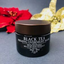 FRESH Black Tea Firming Overnight Mask Soothing Belle De Nuit Extract 1 oz/ 30ml