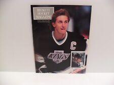 Wayne Gretzky Beckett Hockey Monthly Magazine Issue #1 Sept/Oct 1990 BRAND NEW!