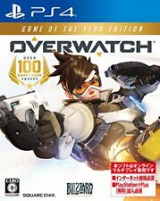 Overwatch game of the year edition - PS4 Japan