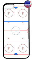 Ice Hockey Ring Sports Puck Skating Case Cover iPhone Xs Max XR X 8 7 6 Plus 5 4
