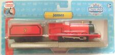 * Thomas & Friends Trackmaster Railway Motorized James Train HIT Toys *