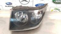 VOLKSWAGEN CRAFTER MK1 CR35TDI NSF PASSENGER NEARSIDE FRONT HEADLAMP SEE DAMAGE!