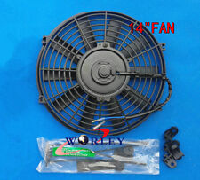 "universal 14"" inch Electric cooling Radiator fan Thermo Fan & Mounting kit"