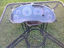 FORD MUSTANG INSTRUMENT/GAUGE CLUSTER W/TACH 120 MPH 44ZG 2179 OEM 1999-2004