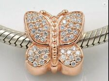 Genuine Pandora Rose Collection Sparkling Butterfly - 781257CZ