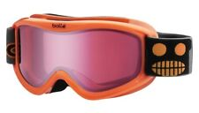 New Bolle AMP youth ski goggles kids childs snowboard eye protection snow Orange