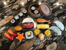 Faux Fake Food Sushi Models