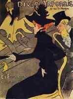 A4 Photo Toulouse Lautrec Henri de 1864 1901 Les Affiches de Toulouse Lautrec Di