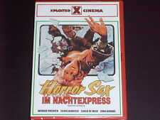 Terror Express (Vinegar Syndrome) Xploited Cinema - Limited Edition 1000 Oop