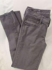 """Ladies """"Dollhouse"""" Size 5 (W28 X L29.5), Gray, Crazy, Sexy, Cool, Skinny Jeans"""