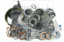 4L60E Transmission Deluxe Overhaul Rebuild Kit 97-03 Level 2 W/ Pump Kit, Servo