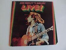 Bob Marley Live ! ILPS 9376 USA  LP