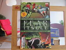 FEAR ITSELF N°7/7 TBE/TTBE