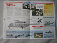 Aircraft of the World Card 98 , Group 3 - NH Industries NH 90