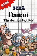 ## SEGA Master System - Danan: The Jungle Fighter / MS Spiel ##
