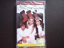 Destiny's Child - 8 Days of Christmas AUDIO CASSETTE TAPE New, Sealed BG edition